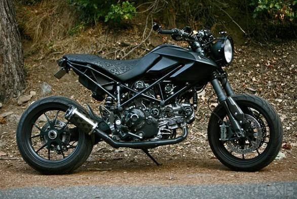 Faro Usato Ducati Monster